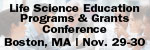 Life Science Medical Education Programs and Grants Conference